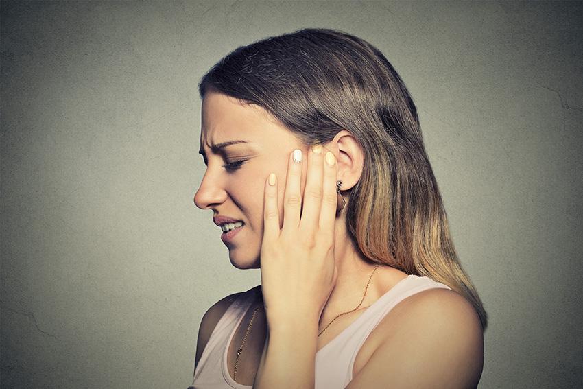 RINGING IN THE EARS - Tinnitus